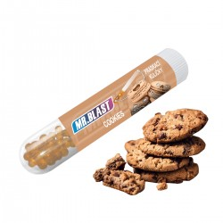 Mr. Blast pattintható aromagolyók - Cookies - 100 db