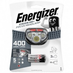 Fejlámpa - Headlight Vision HD+ Focus - 400 lm - Energizer