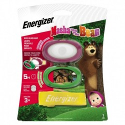 Gyerek fejlámpa - Macha & The Bear Kids - 20 lm - Energizer