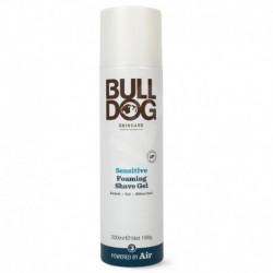Borotvahab érzékeny bőrre - 200 ml - Bulldog