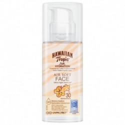 Silk fényvédő arckrém - SPF 30 - 50 ml - Hawaiian Tropic