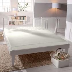 BedStyle microtop lepedő - fehér