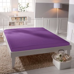 BedStyle microtop lepedő - lila