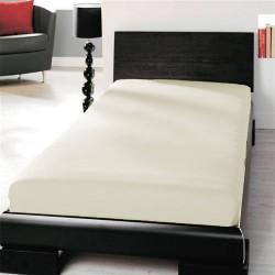 BedStyle microtop lepedő - tejszín