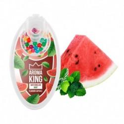 Aroma King pattintható aromagolyók - Görögdinnye és menta - 100 db