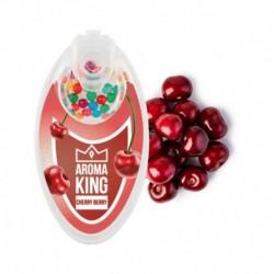 Aroma King pattintós aromagolyók - Cseresznye - 100 db