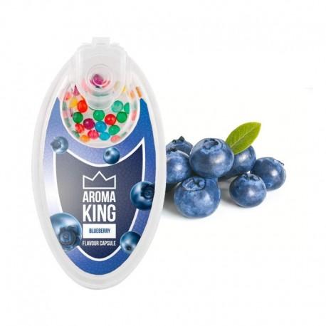 Aroma King pattintható aromagolyók - Áfonya - 100 db