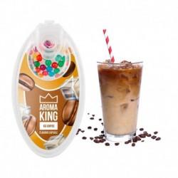 Aroma King pattintható aromagolyók - Ice Coffee - 100 db