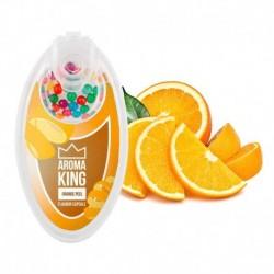 Aroma King pattintós aromagolyók - Narancshéj - 100 db