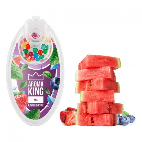 Aroma King pattintható aromagolyók - Íz mix - 100 db