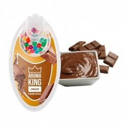 Aroma King pattintós aromagolyók - Csokoládé - 100 db