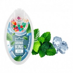 Aroma King pattintható aromagolyók - Jeges robbanás - 100 db