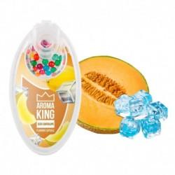 Aroma King pattintható aromagolyók - Jeges sárgadinnye - 100 db