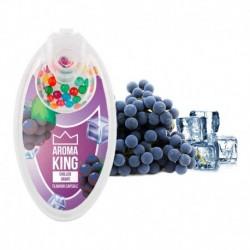 Aroma King pattintós aromagolyók - Jeges szőlőbor - 100 db