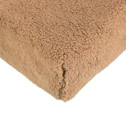 BedStyle Prémium Bárány lepedő - barna