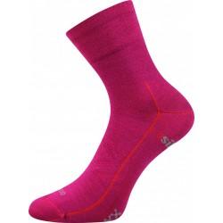 Baeron bambusz zokni - fuxia - 1 pár - VoXX
