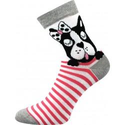 Xantipa 63 zokni - mix - 3 pár - Boma