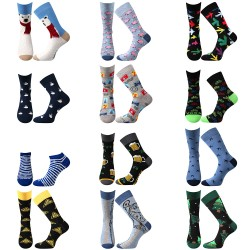 Egy tucat zokni - férfi - 12 pár - Lonka + VoXX + Boma