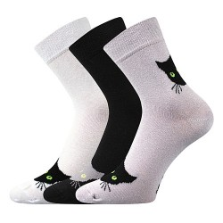 Xantipa 65 zokni - mix - 3 pár - Boma