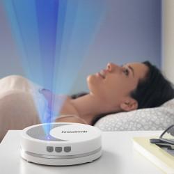 Calmid relaxációs készülék elalváshoz - fénnyel és hanggal - InnovaGoods