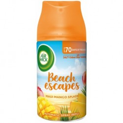 Utántöltő légfrissítőbe - Freshmatic - Maui mangó fröccs - 250 ml - Air Wick