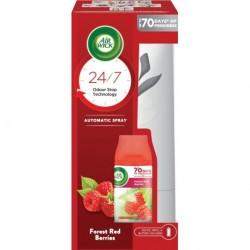 Légfrissítő + utántöltő - Freshmatic - Erdei gyümölcs illat - 250 ml - fehér - Air Wick