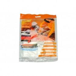 Vákuum zacskó szezonális ruhák praktikus tárolására - 50 x 60cm