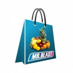 Mr. Blast egzotikus pattintható aromagolyó szett- 10+2 csomag INGYEN - 600 db