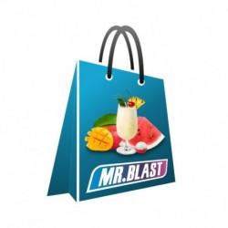 Mr. Blast trópusi pattintható aromagolyó szett - 450 db