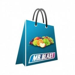 Mr. Blast gyümölcsös pattintható aromagolyó szett - 1000 db