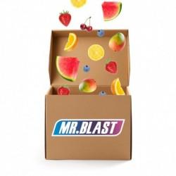 Mr. Blast komplett szett mindegyik pattintható aromagolyó ízesítéssel - 2092 db