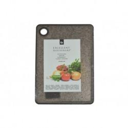 Vágódeszka - fekete márvány - 23 x 16 cm - Excellent Houseware