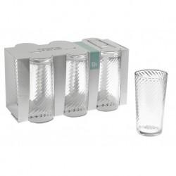 Pohár készlet - 230 ml - 6 db - Excellent Houseware