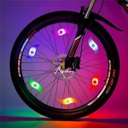 Világító propeller kerékpárhoz - 2 db