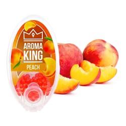 Aroma King pattintható aromagolyók - Őszibarack - 100 db