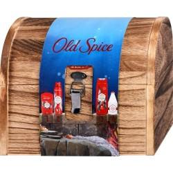 Old Spice Deep Sea ajándék szett fa ládában